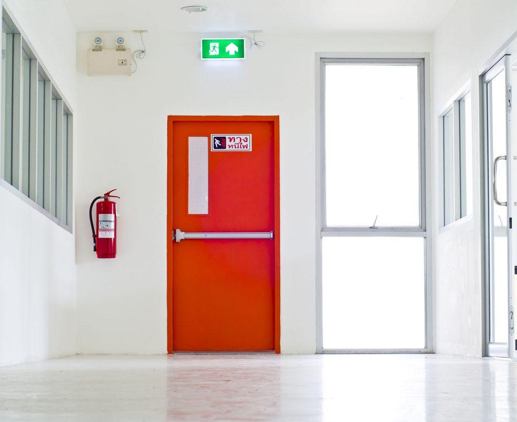 Fire Door Installation