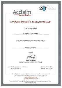 thumbnail of eBrit Acclaim Accreditation Certificate